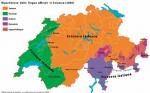 A difesa della lingua italiana in Svizzera