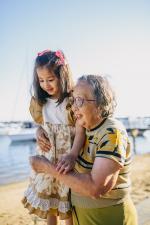 I nonni, custodi di memoria