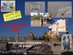 Pellegrinaggio in Terra Santa per i giovani