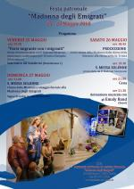 Programma Festa Patronale